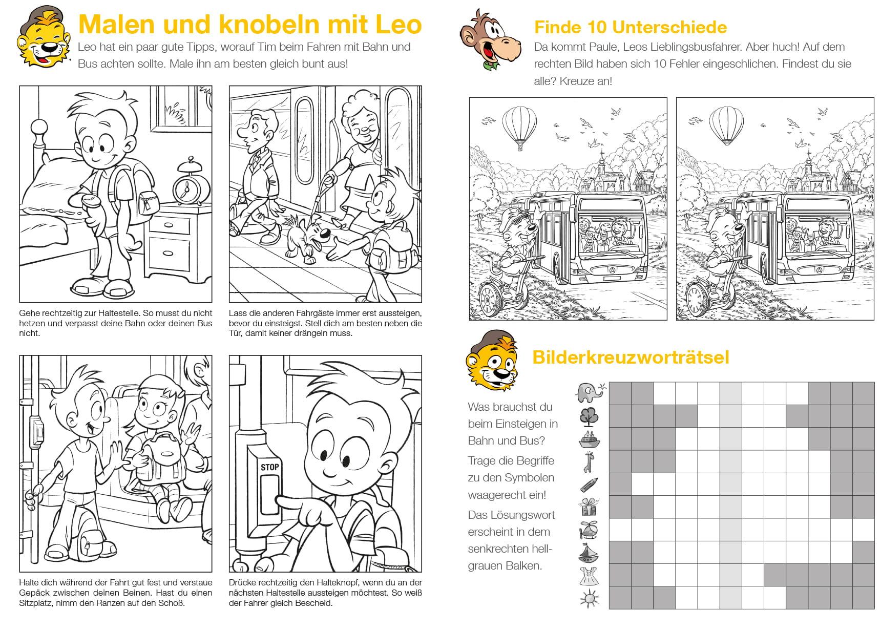 Für die Kleinen - Malen, Basten, Lesen - DVB | Dresdner ...